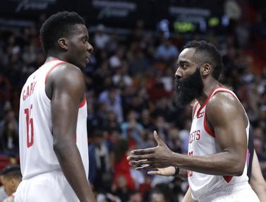 Houston Rockets Vs Miami Heat