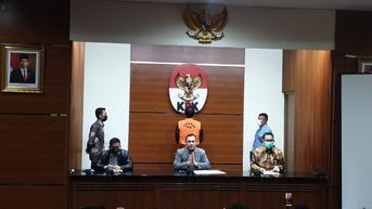 KPK Beberkan Konstruksi Kasus Dugaan Korupsi Wakil Ketua DPR Azis Syamsuddin
