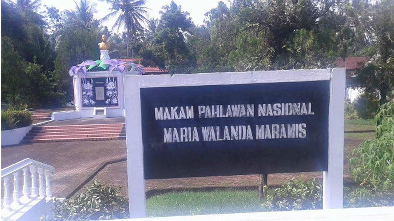 Makam Pahlawan Nasional, Maria Walanda Maramis | Liputan6