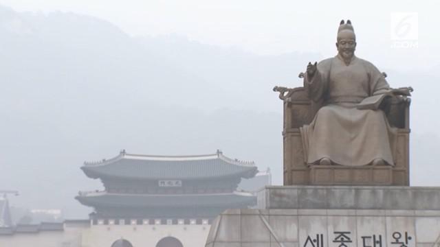 Korea Selatan klaim alami polusi udara terparah sejak dilakukan pemeriksaan rutin dari tahun 2015. Kondisi ini diperparah dengan cuaca ekstrem di beberapa negara Asia.