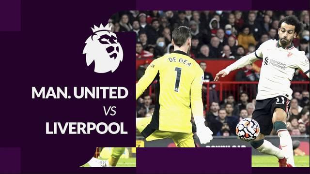 Berita motion grafis laga pekan 9 Liga Inggris (Premier League) 2021/2022, Manchester United kontra Liverpool di Old Trafford, Minggu (24/10/2021) malam hari WIB.