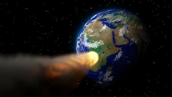4 Asteroid Ini Pernah Dekati Bumi dan Berpotensi B