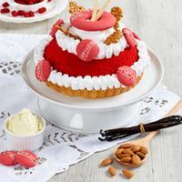 Varian Cake Red Velvet Colette and Lola.