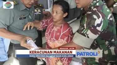 Korban keracunan makanan dari pesta aqiqah di Nganjuk, Jawa Timur, bertambah menjadi 156 orang.