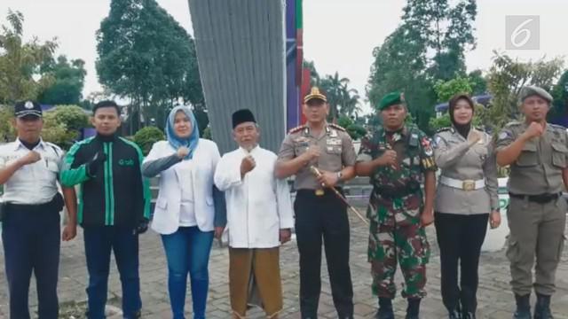 Tingkat kekerasan terhadap anak makin meningkat. Oleh karena itu, kota Tangerang membuat video kampanye terkait hal tersebut.