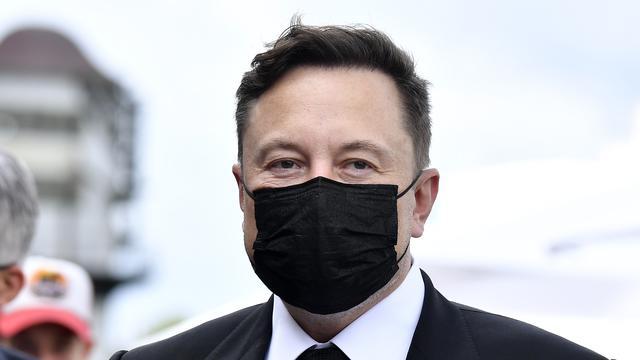 Elon Musk. (AFP/Tobias SCHWARZ)