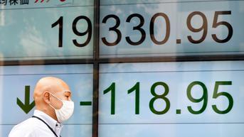 Bursa Saham Asia Merosot Jelang Rilis Hasil Rapat The Fed