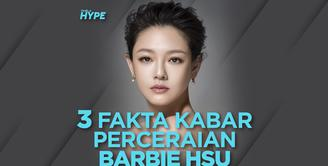 3 Fakta Kabar Perceraian Barbie Hsu, Pemeran Shan Cai di Serial Meteor Garden