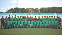 Timnas Indonesia U-16 tergabung di Grup A Piala AFF U-16 bersama Vietnam, Myanmar, Kamboja, Timor Leste, dan Filipina. (dok. PSSI)