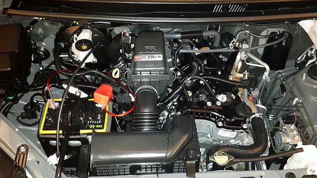 Solusi Otomotif Ruang Mesin Toyota Avanza Panas Normalkah