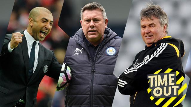 Berita video Time Out yang membahas para lima pelatih pengganti yang sukses di klub klub Premier League.