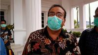 Direktur RSUP M Djamil Padang, Yusirwan Yusuf. (Liputan6.com/ Novia Harlina)