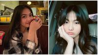 Potret Aisyah Aqilah dengan Rambut Berponi. (Sumber: Instagram.com/aisyahaqilahh)