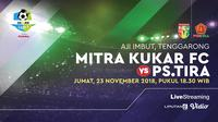 Mitra Kukar vs PS Tira