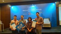 Traveloka luncurkan fitur Penerbangan Multi-Kota (Merdeka.com/Yayu Agustini Rahayu)