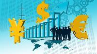 Ekonomi dunia ilustrasi (foto: pixabay)
