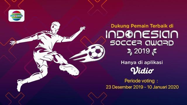 Berita video gol fantastis Marko Simic untuk Persija Jakarta saat menghadapi Kalteng Putra di Liga 1 2019 yang masuk dalam nominasi Indonesia Soccer Awards 2019.