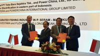 Smartfren dan ZTE tandatangani uji coba jaringan 5G di Indonesia (Foto: Smartfren)