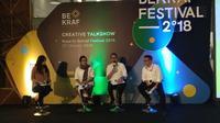 Bekraf Festival 2018 (liputan6.com/Dadan Eka Permana)