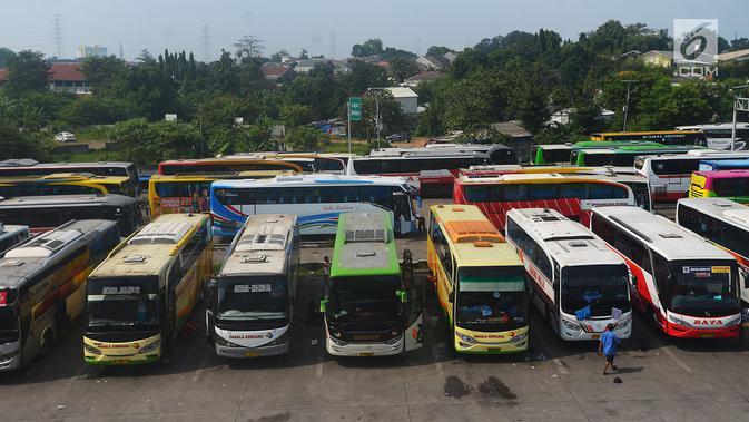 Bisnis Angkutan Darat Anjlok hingga 90 Persen Akibat Corona