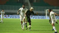Tira Persikabo kalah 0-1 dari Barito Putera di Stadion Pakansari, Kab. Bogor, Senin (2/12/2019). (Bola.com/Permana Kusumadijaya)