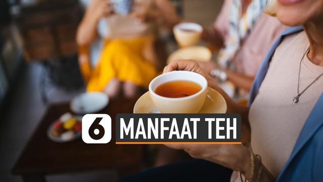Para peneliti dari Akademi Ilmu Kedokteran Tiongkok klaim bahwa meminum teh setidaknya 3x seminggu bisa perpanjang umur lebih dari setahun.