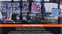 Infografis Gelombang Demo Mahasiswa Tolak RUU Kontroversial. (Liputan6.com/Triyasni)