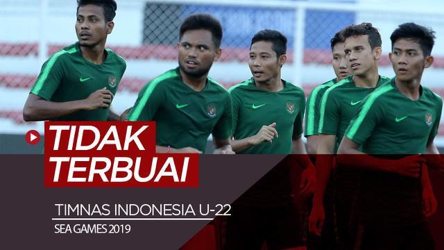 Berita video Timnas Indonesia U-22 tidak ingin terbuai dengan kemenangan atas Thailand dan fokus untuk menghadapi Singapura di cabang sepak bola Grup B SEA Games 2019.