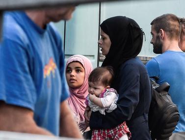 200 Imigran Dipindahkan dari Kota Athena