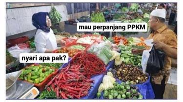 8 Meme PPKM Level 4 Lucu Ala Netizen Ini Bikin Geleng Kepala