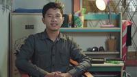 Cerita Angkatan Digital Pertama Vlog Competition Tri Indonesia.