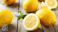 Ilustrasi Buah Lemon (iStockphoto)