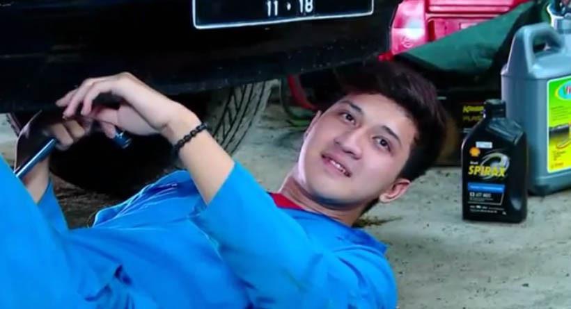 Aditya Zoni dalam sinetron Tuhan Ada Di Mana-Mana (Instagram)