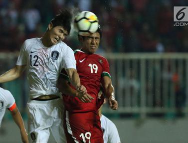 Ketat, Timnas Indonesia U-23 Gagal Imbangi Korea Selatan U-23