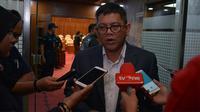 Pengacara mantan Bupati Sabu Raijua Provinsi Nusa Tenggara Timur bertemu RDPU Pansus Angket KPK