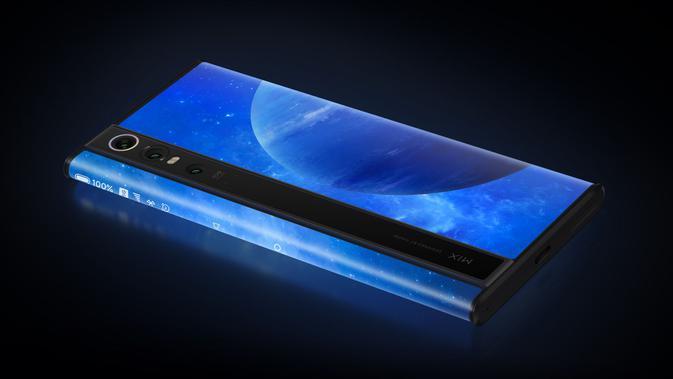Mi Mix Alpha resmi diumumkan dan bakal dijual seharga Rp 40 jutaan. (Doc: Xiaomi)