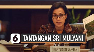 Sri Mulyani dipastikan kembali jadi Menteri Keuangan. Jokowi ungkap keinginannya dalam perkuat perekonomian Indonesia .