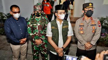 Bupati Bangkalan R Abdul Latif Amin Imron. (Dian Kurniawan/Liputan6.com)