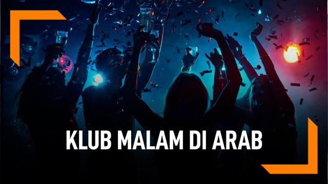 Fakta Unik Klub Malam Halal Pertama di Jeddah