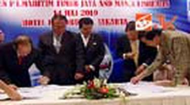 Dua perusahaan perikanan terpadu PT Maritim Timur Jaya dan Man A Fisheries sepakat bekerja sama. Kerja sama ini diharapkan dapat memberi nilai tambah pada perekenomian daerah.