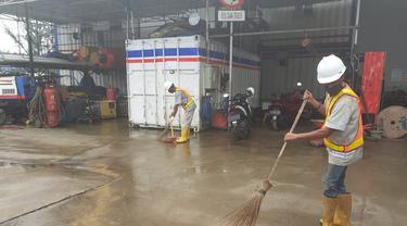 Kementerian Sosial RI terus merehabilitasi Pemerlu Pelayanan Kesejahteraan Sosial (PPKS), seperti bagi eks gelandangan, pemulung dan pengemis di DKI Jakarta.