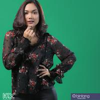 Eksklusif Marion Jola (MUA: @gearejeki, Photographer: Bambang E. Ros/Bintang.com, Digital Imaging: Muhammad Iqbal Nurfajri/Bintang.com)