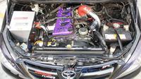Turbo pada Mesin bensin Innova (Foto: Istimewa).