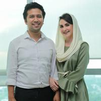 Arumi Bachsin - Emil Dardak (Adrian Putra/bintang.com)