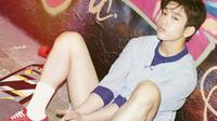 Salah seorang personel GOT7 mulai dilirik majalah fesyen untuk tampil sebagai model.