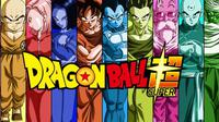 Anime Dragon Ball Super. (Toei Animation)