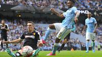 Manchester City vs Watford (Reuters/Rebecca Naden)