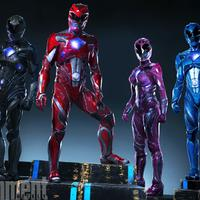 Kostum baru Power Rangers (Entertainment Weekly)