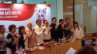 Pemerintah dan swasta telah bersinergi meluncurkan program #KlingkingFun. Dok Merdeka.com/Yayu Agustini Rahayu