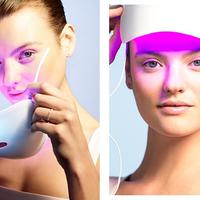 Masker wajah elektronik. (Fimela.com)